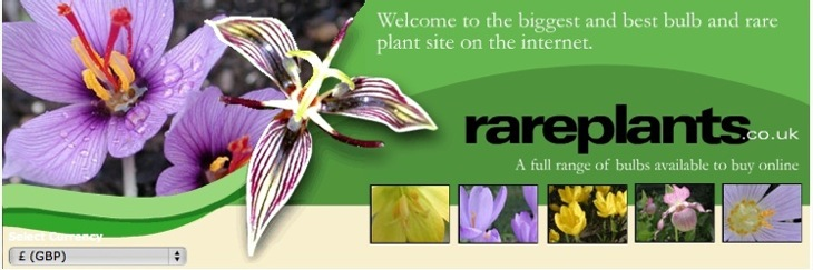 Rare Plants Website