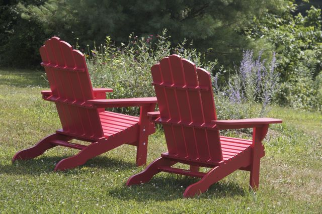 New Adirondack Chairs